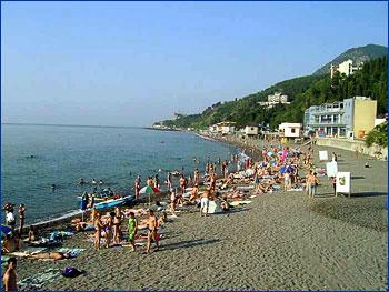 Пляж профессорский уголок фото